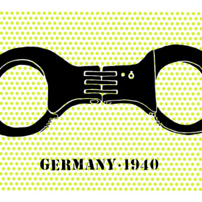 PAPER RESISTANCE – handcuffs – germany