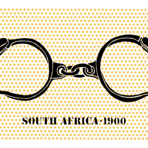 PAPER RESISTANCE – handcuffs – south africa