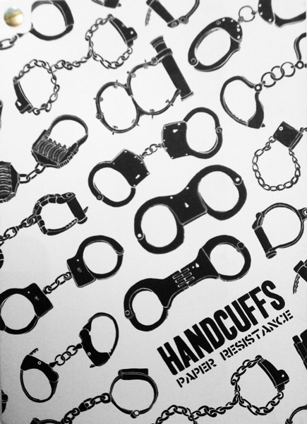 PAPER RESISTANCE – handcuffs