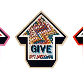 ABOVE – LOVE / GIVE / HOPE set