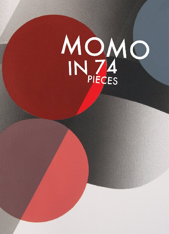 Momo in 74 pieces