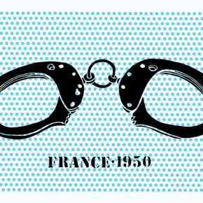 PAPER RESISTANCE – handcuffs – france